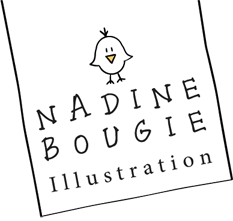 Bougie Illustration